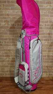 Callway キャロウェイ ソレイユ キャディバッグ 口径21cm 2.4kg Solaire ソレイル レディース ゴルフクラブキャディバッグ