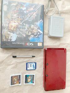 任天堂3DS ソフト レッド おまけ