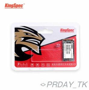 KingSpec SSD mSATA 1TB 内蔵型 MT-128 3D 高速 3D NAND TLC デスクトップPC ノートパソコン DE024 おすすめ