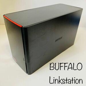 BUFFALO Link Station 4TB HDD 保証期間内