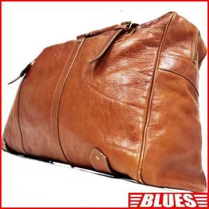 即決★Ja. biango par s.b★オールレザーボストンバッグ メンズ 茶 ブラウン 本革 トラベル 本皮 かばん 出張 カバン 旅行 鍵付き 鞄