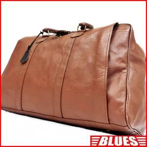 即決★森田鞄★オールレザーボストンバッグ モリタカバン メンズ 茶 本革 トラベルバッグ 本皮 かばん 出張 カバン 旅行 鍵付き 鞄
