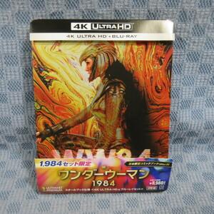 K072● 「ワンダーウーマン 1984」 4K ULTRA HD&ブルーレイ / スチールブック仕様