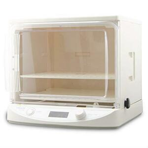 【在庫限りです】 日本ニーダー 洗えてたためる 発酵器 mini ホームベーカリー タイマー機能搭載 簡単組立 コンパクト収納 PF110D