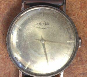 ENICAR ULTRASONIC/エニカ ウルトラソニック 手巻き腕時計 ビンテージ スイス
