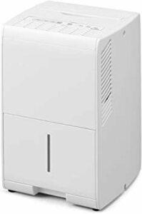 ホワイト アイリスオーヤマ 除湿機 衣類乾燥 強力除湿 除湿器 静音設計 除湿量5.6L コンプレッサー式 コンパクト ホワイト