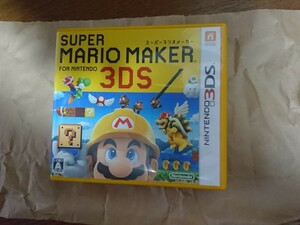 2本セット スーパーマリオメーカー3DS アイカツ! 3DS