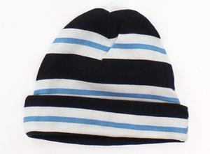 ガーバー Gerber 帽子 Hat/Cap 男の子 ボーダー、黒、白、青 子供服 ベビー服 キッズ(309787)