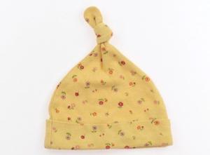 ニットプランナー(KP) Knit Planner(KP) 帽子 Hat/Cap 女の子 ライトオレンジ・小花柄 子供服 ベビー服 キッズ(476899)