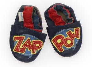ロビーズ ROBEEZ フラットシューズ・スリッポン 靴ベビー12cm以下 男の子 ネイビー 子供服 ベビー服 キッズ(397853)