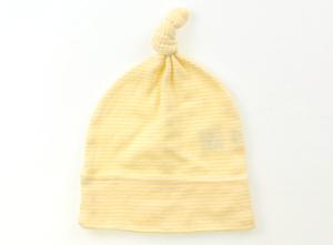 コンビミニ Combimini 帽子 Hat/Cap 男の子 黄色、白 子供服 ベビー服 キッズ(527364)