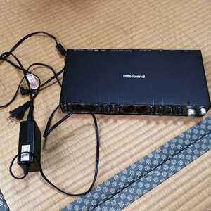 即決 Roland Rubix44 ローランド  USBオーディオインターフェイス