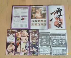 大相撲 第七十二代 横綱 稀勢の里 プレミアム切手セット 2017年 日本郵便