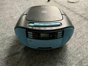 STAYER CRC1 CDラジオカセットレコーダー