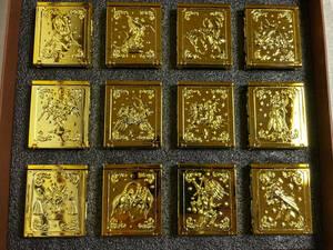 「聖闘士聖衣神話/EX 黄金聖闘士 神聖衣 聖衣箱/パンドラボックス 12種セット ※海外製」 2face-s B