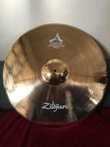 【国内30枚限定】Zildjian Limited Edition A CUSTOM 25th Anniversary Ride 23インチ ジルジャン 25周年限定 2980g