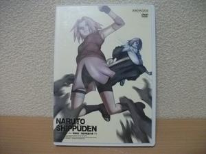 ★ナルト疾風伝 風影奪還の章 7 (第245話~第248話) DVD(レンタル版)★