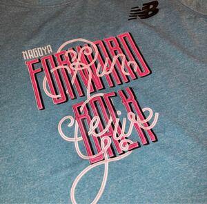 ニューバランス 名古屋ウィメンズマラソン 2020 Tシャツ S
