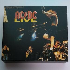ライヴ 【2CD】 AC/DC