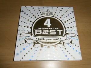 即決★BEAST★Lights go on again(韓国盤)★K-POP★ビースト★