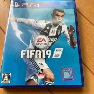 FIFA19 PS4ソフト