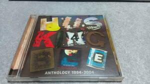 ●送料無料●HUSKING BEE ハスキングビー ベストアルバム「 ANTHOLOGY 1994-2004」● アンソロジー●