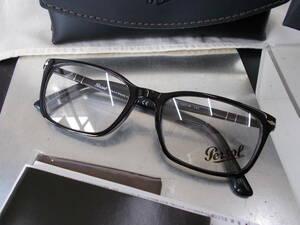 Persol ペルソール ウェリントン 眼鏡フレーム PO3189-V-A-95-53size お洒落