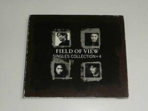 CD / FIELD OF VIEW『SINGLES COLLECTION+4』ベストアルバム