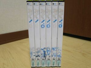 アキカン! DVD 6巻セット レンタル落ち ケース無し発送 送料無料