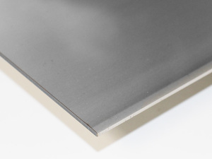 ステンレス板 SUS304 2B 板厚5.0mm 270mm × 330mm 1枚