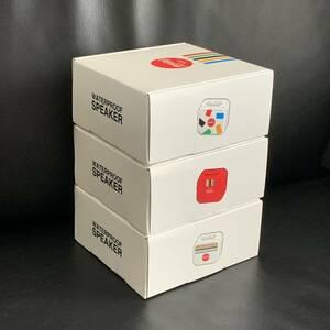 コカ・コーラ オリジナル 防水スピーカー ワイヤレススピーカー 全3種 コンプリート 東京オリンピック限定デザイン 限定非売品 コカコーラ