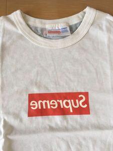 supreme 13ss comme des garcons T-shirt M