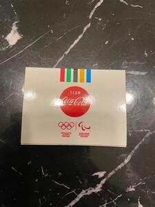 東京オリンピック 記念メダル コカコーラ コークオン ピンバッジ 2021 2020 非売品 記念ピン