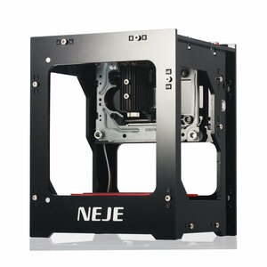 NEJE 1000mW レーザー彫刻機▲スマートフォン対応 加工機 刻印 レーザーカッター CNC コンパクト ハイパワー DIY DK-8-KZ