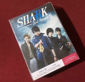 SHARK 2nd Season DVD-BOX 豪華版 初回限定生産5枚組