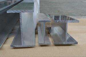 アルミ製 H形材(A6063)生地材 任意寸法 切売り 切り売り 小口 販売加工 A60