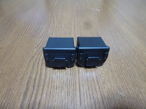M002【送料無料】Wii モーションプラス 2個セット(動作確認済)ブラック 黒