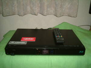 <DVD難有り> 1ヶ月保証 シャープ  BD-HDS53  HDD/DVD/ブルーレイ レコーダー  新品リモコン B-CASカード付き
