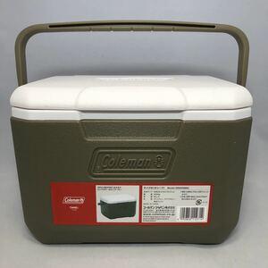 新品 限定色オリーブ Coleman コールマン クーラーボックス テイク6 容量約4.7L アウトドア キャンプ バーベキュー レジャー