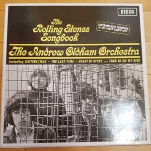 超激レア UK盤 THE ROLLING STONES SONG BOOK / THE ANDREW OLDHAM ORCHESTRA / LP THE VERVE 送料無料