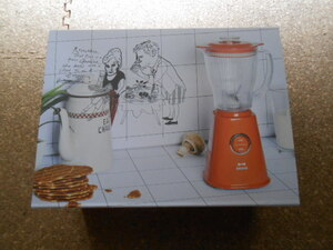 送料無料 未使用保管品 BRUNO コンパクトブレンダー ブルーノ BOE023-OR ミキサー オレンジ 氷も砕ける スムージー スープ