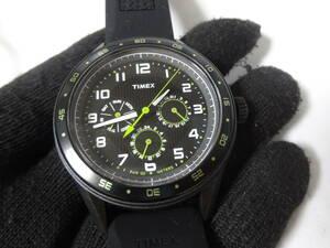 タイメックス TIMEX 腕時計 ラバー系樹脂ベルト  展示未使用品