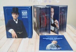 美品★シャーロック・ホームズの冒険 ブルーレイボックス Blue-ray BOX