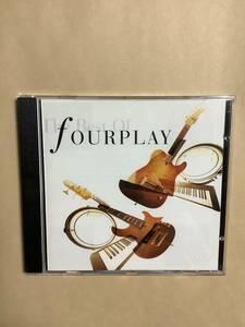 送料無料 FOURPLAY ベスト 輸入盤 12曲