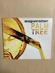 送料無料 スーパースター「PALM TREE」輸入盤 デジパック仕様