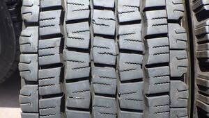 パ6153 ◆11R22.5 14PR 4本価格◆ 送料無料 SP081 スタッドレス 冬タイヤ 大型トラック 大型ダンプ 高床 トレーラー