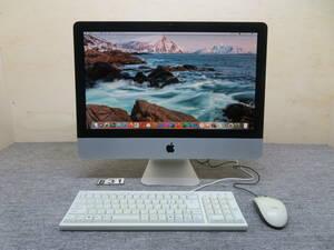 iMac A1311 ◆ 究極PC1台で、ダブル macOS & Windows10◆ 他の& Office付★ 高速 3.06GHz / 高速SSD 512GB / 大容量 8GB◆ 21.5型