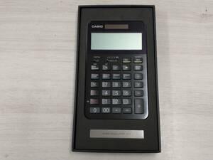 CASIO CALCULATOR S100 カシオ プレミアム電卓 12桁 ブラック