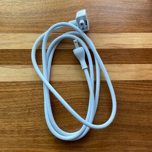 電源ケーブル iMac 延長ケーブル