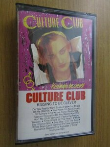 S3-219<カセット>カルチャー・クラブ Culture Club / Kissing To Be Clever